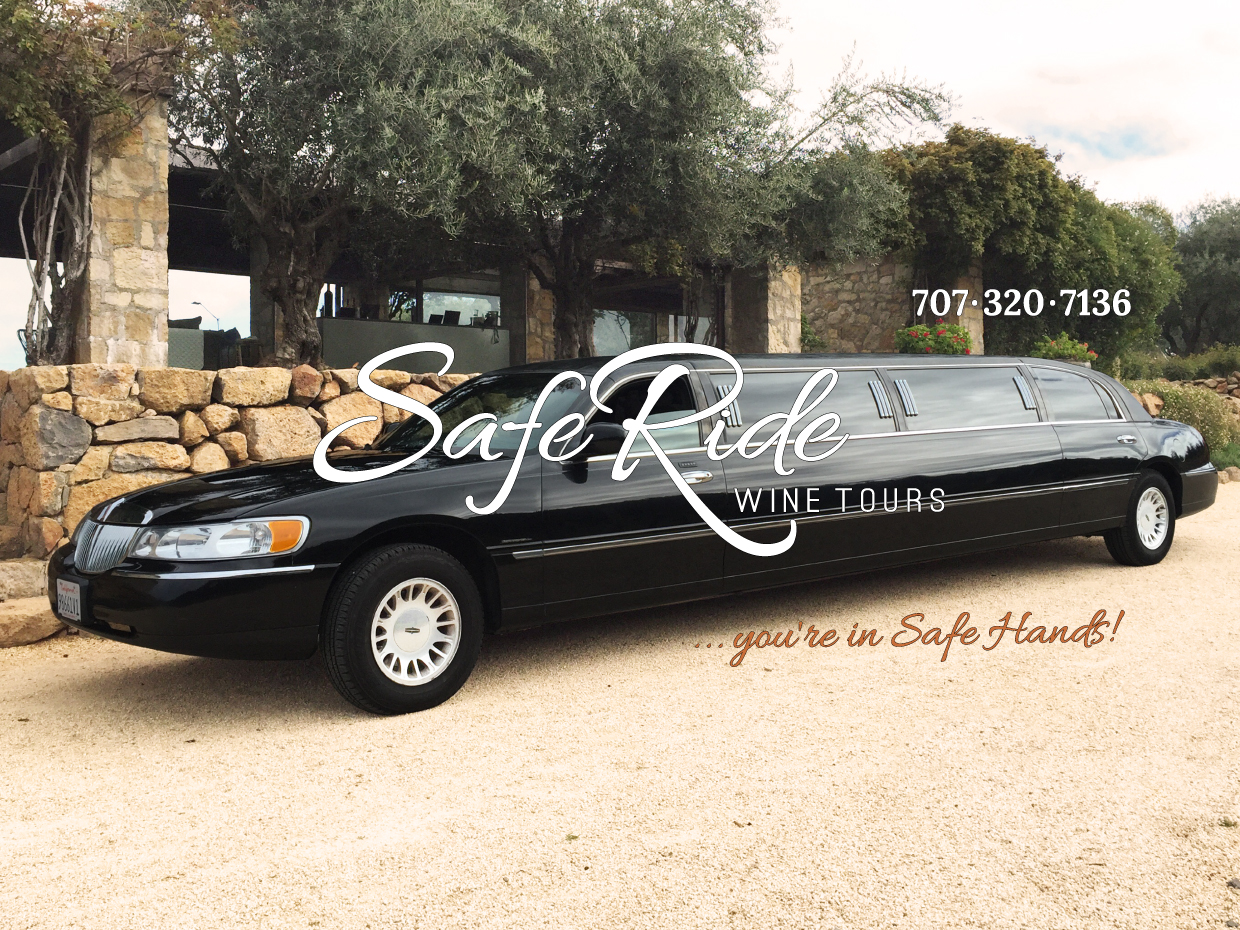 With SafeRide Wine Tours, you're in Safe Hands!